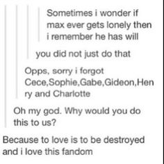 Infernal Devices and Mortal Instruments