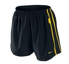 "Livestrong Nike Men's 5"" Tempo Running Shorts-Black"