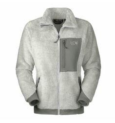 Mountain Hardwear, Monkey Woman, Fleece Jacket, Women's. - rated warmest