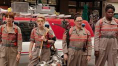 The Onion Reviews 'Ghostbusters'