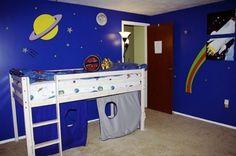 Solar System Bedroom Ideas - Bing Images