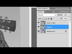 Create Lineart From Photo With Photoshop Tutorial