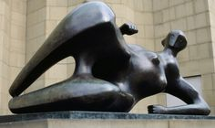 Henry Moore Sculptures Head to Amsterdam to Inaugurate the Rijksmuseum Gardens
