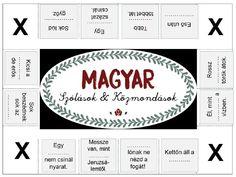 Tanárbazár - Blogger.hu Dysgraphia, Help Teaching, Mint, Education, Sayings, Learning, School, Hungary, Children