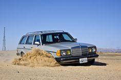 Starring: Mercedes 300TD