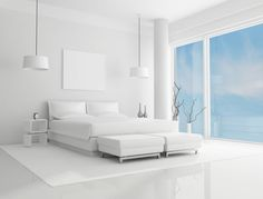 Moderne Witte Slaapkamer : Beste afbeeldingen van slaapkamer in