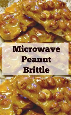 The Rise Of Private Label Brands In The Retail Meals Current Market Microwave Peanut Brittle. A Super Easy And Fuss Free Recipe. Ideal For The Holidays And Great For Making Ahead. Give As Gifts Or Have All To Yourself Popular Recipes, Holiday Recipes, Great Recipes, Favorite Recipes, Microwave Recipes, Cooking Recipes, Microwave Fudge, Cooking Dishes, Bacon Crack