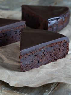 One Bowl Gluten Free Chocolate Cake