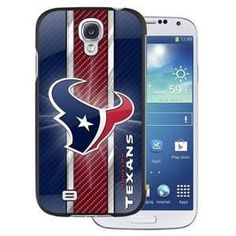 NFL Licensed Protector Case for Samsung Galaxy S4 - Houston Texans