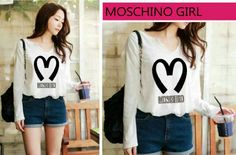 Crop Moschino @32rb Seri 2pcs, bhn spdx ballon, fit L, ready 4mgg ¤ Order By : BB : 2951A21E CALL : 081234284739 SMS : 082245025275 WA : 089662165803 ¤ Check Collection ¤ FB : Vanice Cloething Twitter : @VaniceCloething Instagram : Vanice Cloe