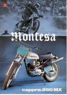 1969- Montesa Cappra 250MX