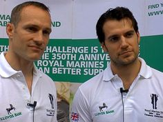 Interview with Henry and Nik Cavill in Gibraltar Chronicle