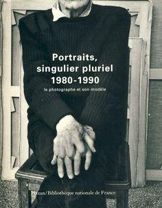 PORTRAITS,SINGULIER, PLURIEL, 1980-1990. Le Photographe et son modèle.