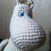 Moomin head