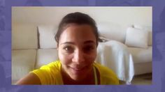 Mamãe Sarada - Depoimento da Aluna Thais Ribeiro