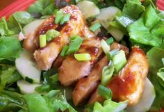 Recipe of the Day: Asian Grilled Chicken Salad