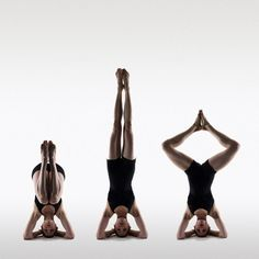 Headstands #yoga