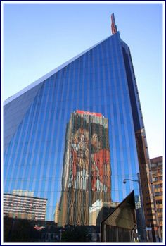 11 Diagonal St, Johannesburg South Africa by LondonBoy Out Of Africa, Kruger National Park, Amazing Buildings, Pretoria, Rest Of The World, Africa Travel, Countries Of The World, South Africa, Skyscraper
