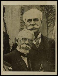 Chame-me vossa dor - Correio IMS Machado de Assis e Joaquim Nabuco, 1906 - Acerco da Biblioteca Nacional