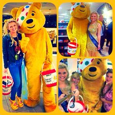 Chelsea Wheatley children in need