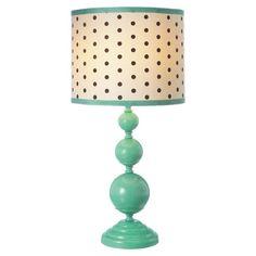 Bettie Table Lamp // dots!