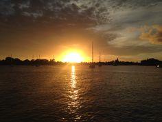 Sunset port salerno fl- emily and Jesse