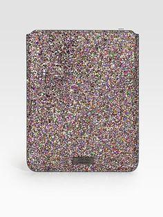 Jimmy Choo  Glitter Case For iPad