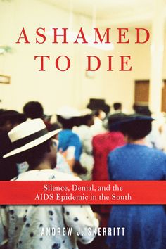 Ashamed To Die By Andrew Skerritt