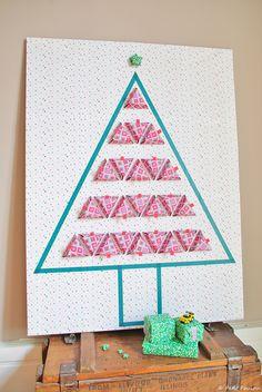 DIY Calendrier de l'Avent :: Fanny pour Petit Poulou  #DIY #PetitPoulou #Christmas #Calendar