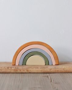 Toys & accessories from around the world for the little ones. Wooden Puzzles, Wooden Toys, 3d Puzzles, Wooden Rainbow, Stacking Toys, Non Toxic Paint, Natural Toys, Puzzle Toys, Handmade Wooden