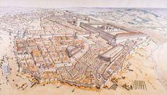 Israel - Hierosolyma (Jerusalem) under Herod