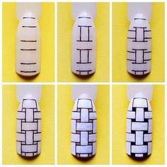Nails Diy Sharpie Art Tutorials Ideas For 2019 Gel Nail Art Designs, Nail Art Designs Videos, White Nail Designs, Nail Art Videos, Toe Designs, Nails Design, Pretty Nail Art, Cute Nail Art, Nail Art Diy