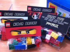 Lego Ninjago Birthday Party: Part 3 | VanChic.MD