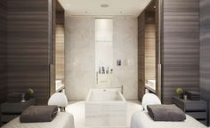 Travel Directory - Park Hyatt New York - New York, USA | Wallpaper* Magazine #Yabu Pushelberg