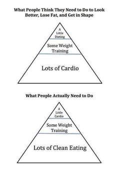Exercise vs Diet