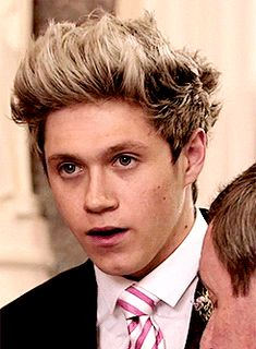 Niall at my wedding when Harry gives him a thumbs up standing across from him as the best man