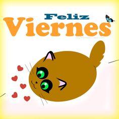 Buenos dias ! #feliz #Viernes  http://soymamaencasa.com
