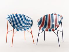 Paola Navone has designed the Eu/phoria shell chair for Italian company Eumenes.