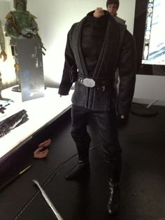 Luke Skywalker jedi knight costume