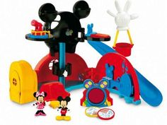 ($199.95) Disney Mickey Mouse Mickey's Clubhouse  From Fisher-Price
