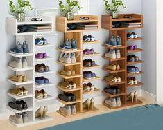 5 jeito de Organizar os Sapatos - 5 jeito de Organizar os Sapatos