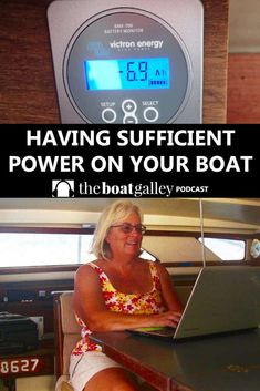 The Power Equation - Listen in for our 4-step approach to having sufficient power for the things we want on our boat.