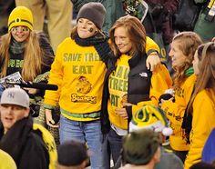 celebrity oregon ducks fans | Oregon Ducks - College Superfans - Photos - SI.com