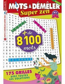 Mots à Démêler Super Zen 4 - Format voyage Games, Entertaining, Words, Gaming, Travel, Plays, Game, Toys