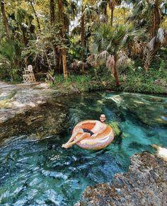 Explore Kelly Park, Rock Springs and Kings Landing Florida Honeymoon, Florida Vacation Spots, Places In Florida, Florida Travel, Vacation Places, Places To Travel, Places To See, Vacation Ideas, Camping Places