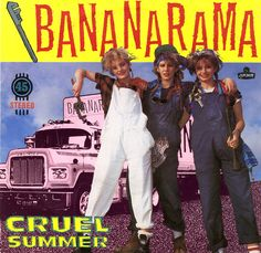 Bananarama...oh the flashbacks