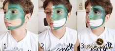 pincel formato v para maquiagem - Pesquisa Google