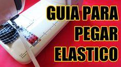 Guía para pegar elástico ~ Coser es Facil
