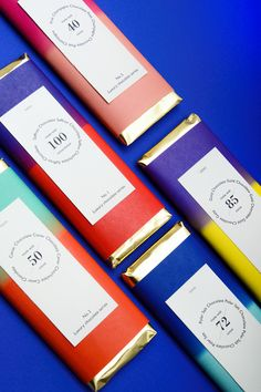 Luxury Chocolate Series on Behance