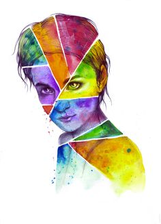 #ElementEdenArtSearch #ILLUSTRATION #watercolor